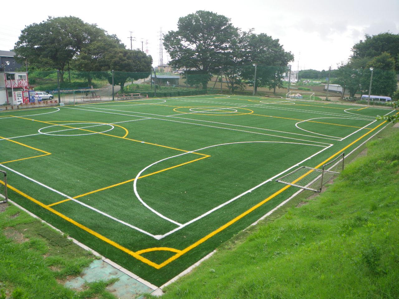 ミナトサッカークラブ グラウンド