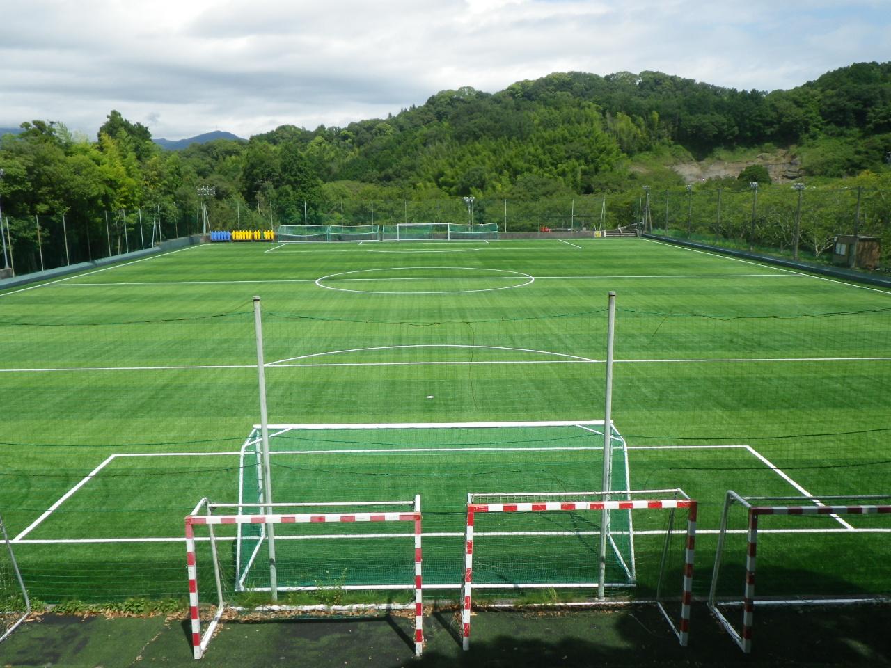 静岡学園サッカー部 谷田グラウンド