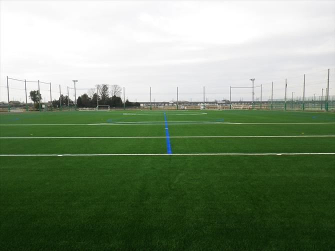 鴻巣市上谷総合公園サッカー場